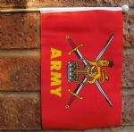 BRITISH ARMY - HAND WAVING FLAG (MEDIUM)